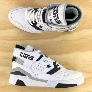 Converse ERX 260 X Don C Mid Top Metal White Black